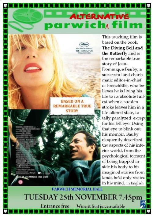 November Alternative Film poster