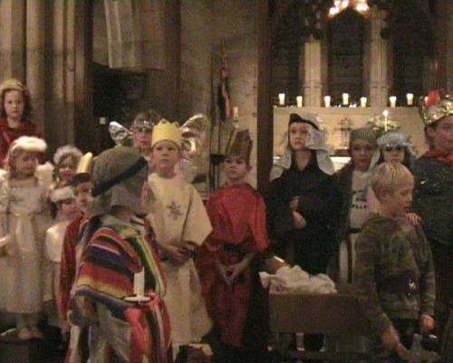 Parwich Nativity Play