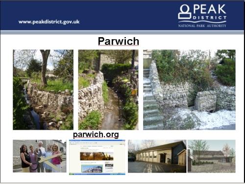 Parwich slide