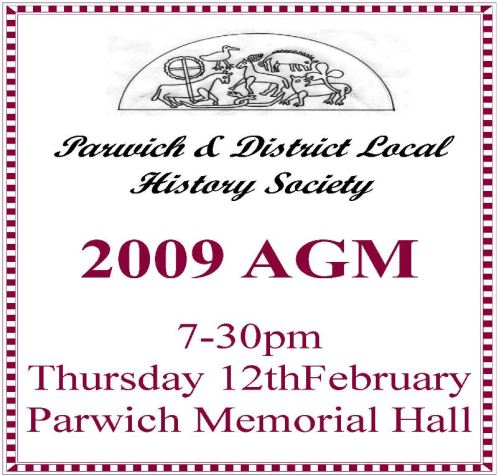 Local History Society AGM