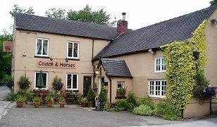 The Coach and Horses, Fenny Bentley.