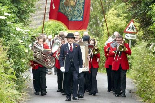 The Odd Fellows' Procession