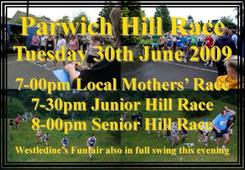 Parwich Hill Race