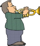 Blowing our own trumpet....
