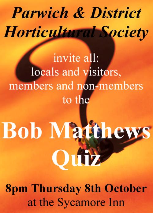 Bob Matthews 2009