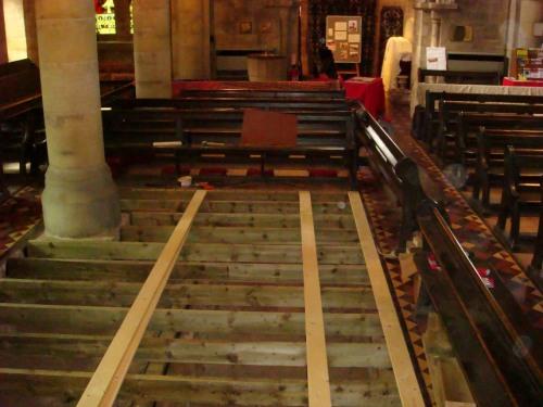 church floor 1