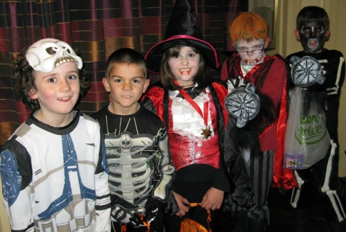 Halloween children 003