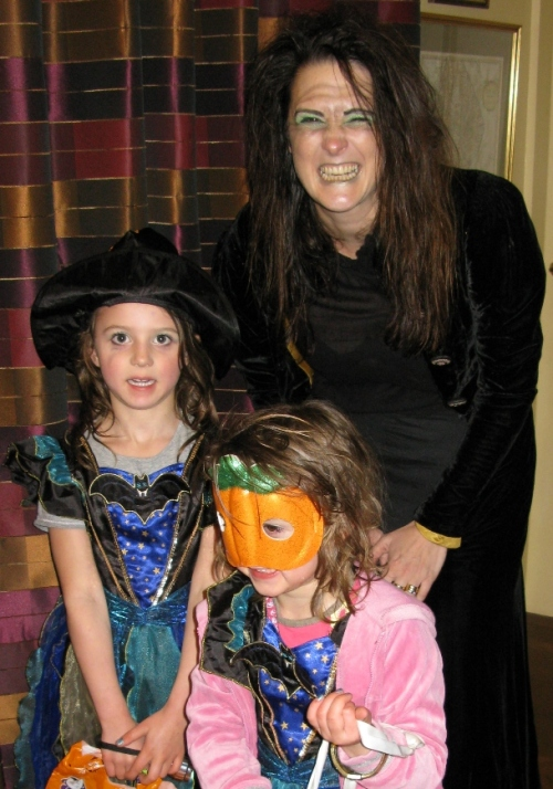 Halloween children 4