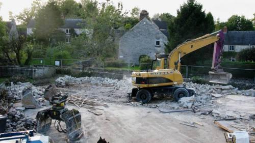 Total demolition 8.7.09