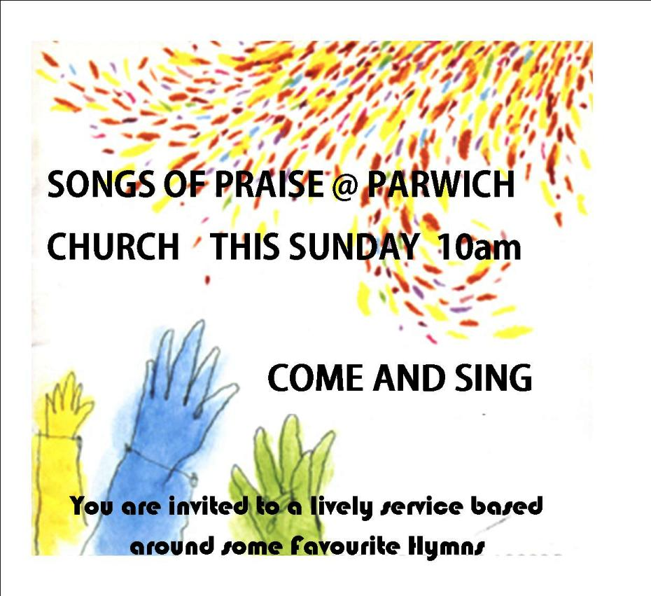 Lively praise songs