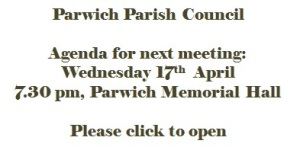 agenda for next meeting 17Apr13 poster