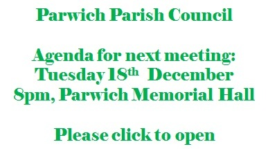 agenda for next meeting 18Dec12 poster