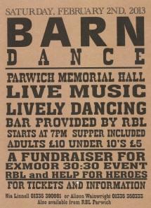 BARN DANCE 001