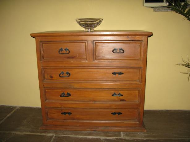 wooden plan chest for sale