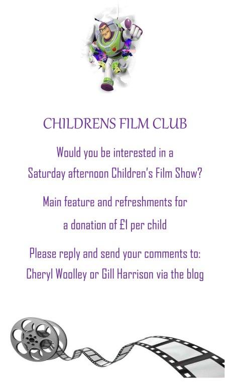 CHILDRENS FILM CLUB
