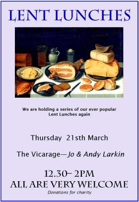 Lent lunches 3
