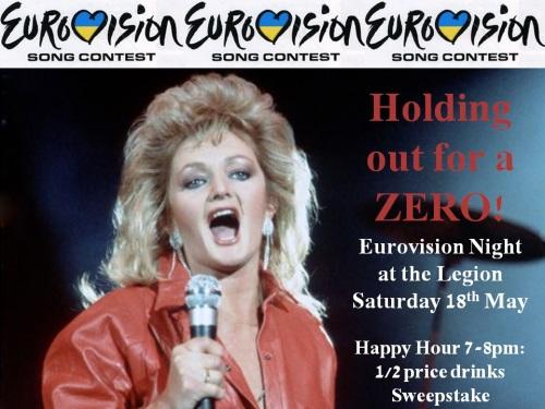 eurovision 2013 bonnie
