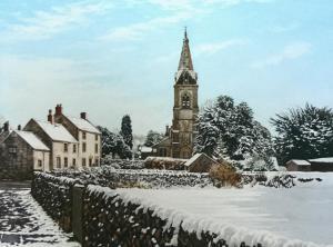 Parwich, Derbyshire
