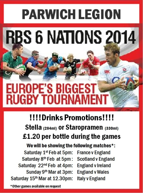 6 nations general