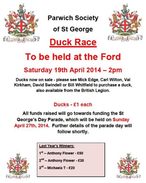 Duck race 2014