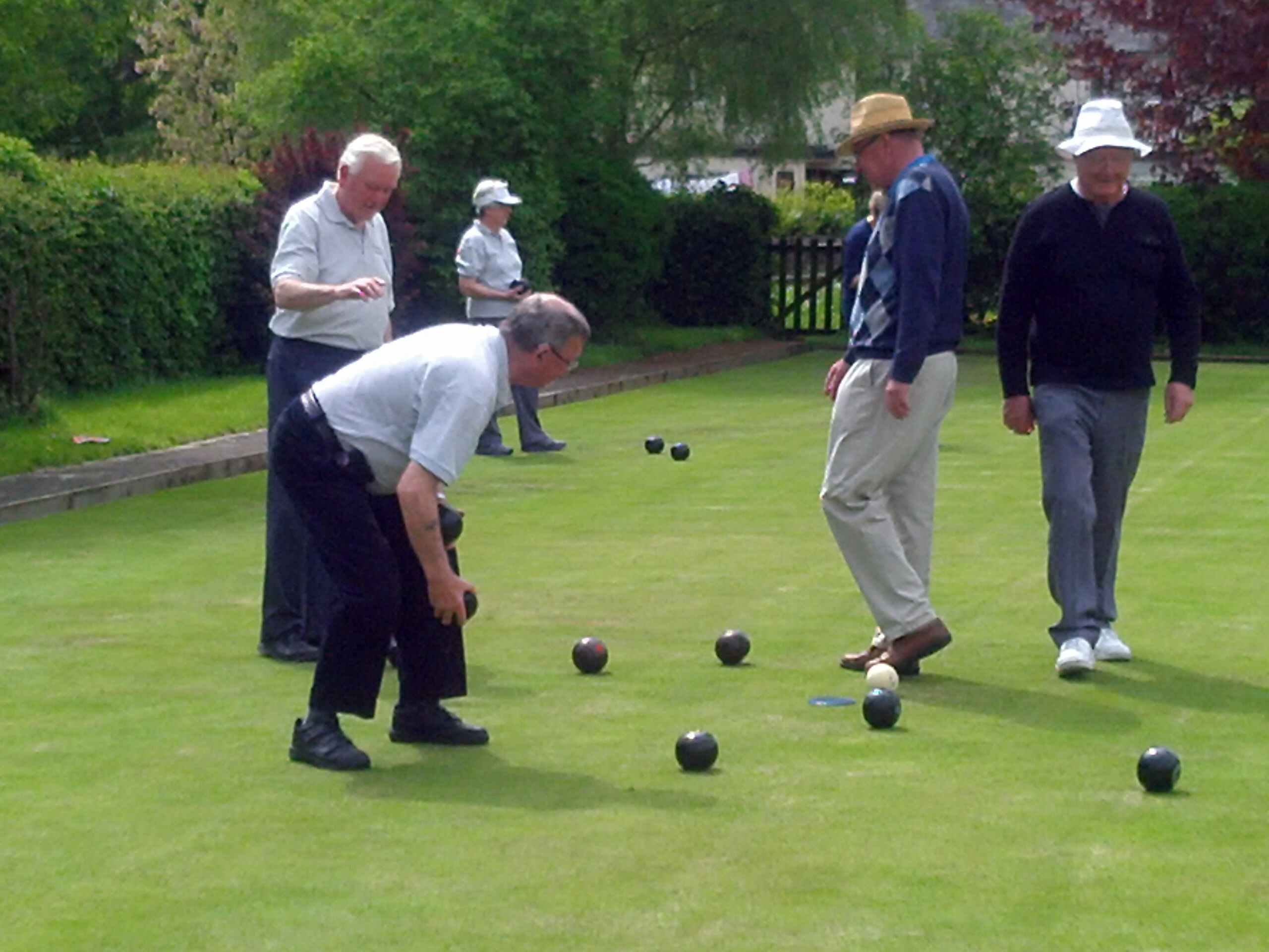 Parwich Crown Green Bowls Club is based at Parson's Croft off Creamery  Lane. It is a small enthusiastic club with a range of club events and teams  in the ...