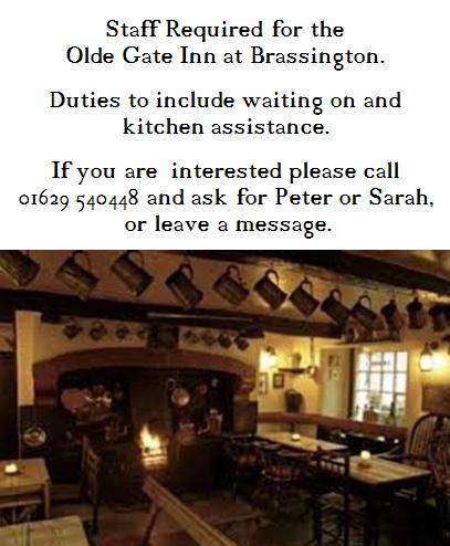 gate staff advert sept14