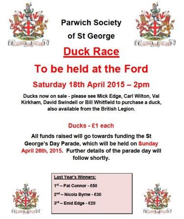 duck race 2015