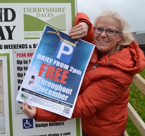 Helen Carrington - free parking 2015