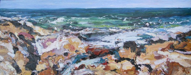 The Cove at Craster, Seahouses - R Hickmott