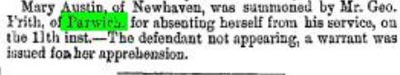 1867 Jan Mary Austin
