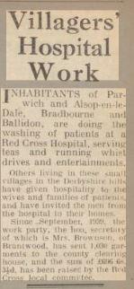 1942 18 feb hospital