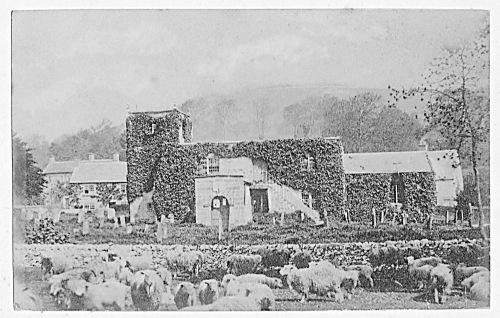 Old Parwich Church 1