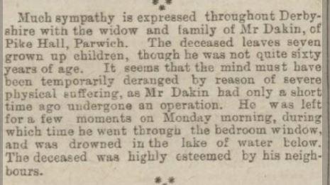 1892 July 23 Dernys Times & C'field
