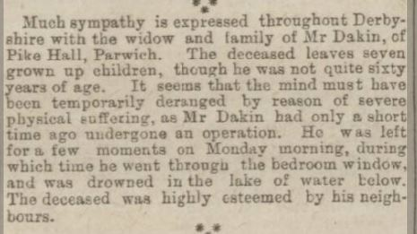 1892 July 23 Dernys Times & C'field