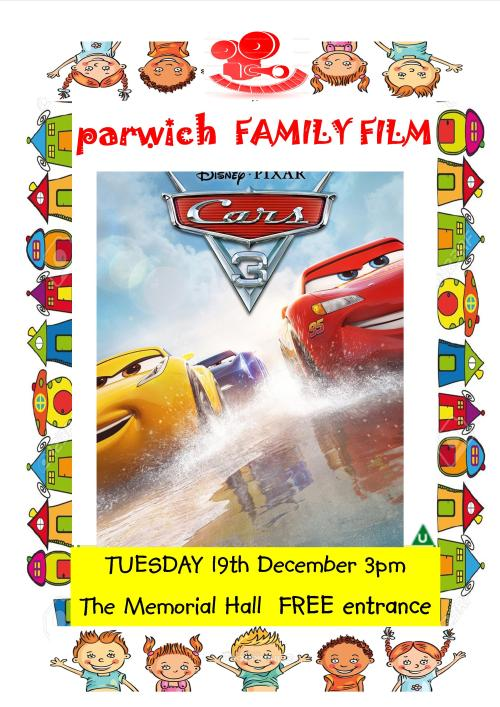 Family Film Club poster