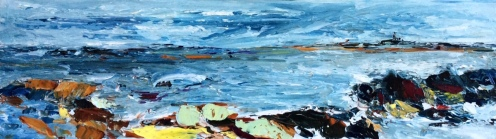 Whitley Bay in Spring - Ruby Hickmott