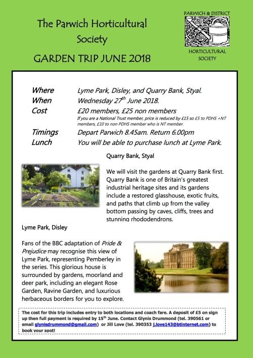 Group Trip June 2018