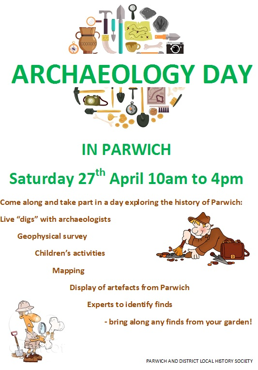Archaeology day poster