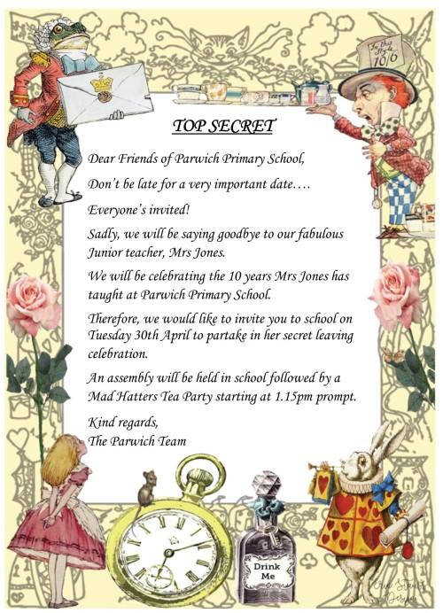 Goodbye Mrs Jones