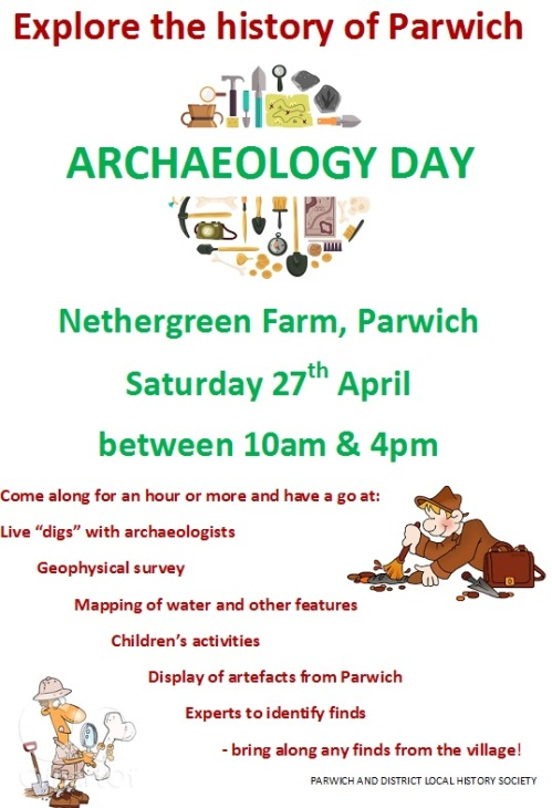 Archaeology day poster 2