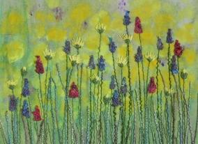 Spring has Sprung - Lynn Comley