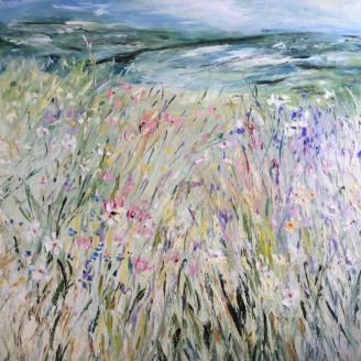 Wild Meadows, Derbyshire - Ruby Hickmott